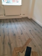 Bedroom in lifestyle chelsea laminate