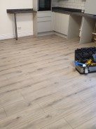 Chelsea laminate throughout flat