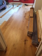 Woodpecker harlech real wood to lounge