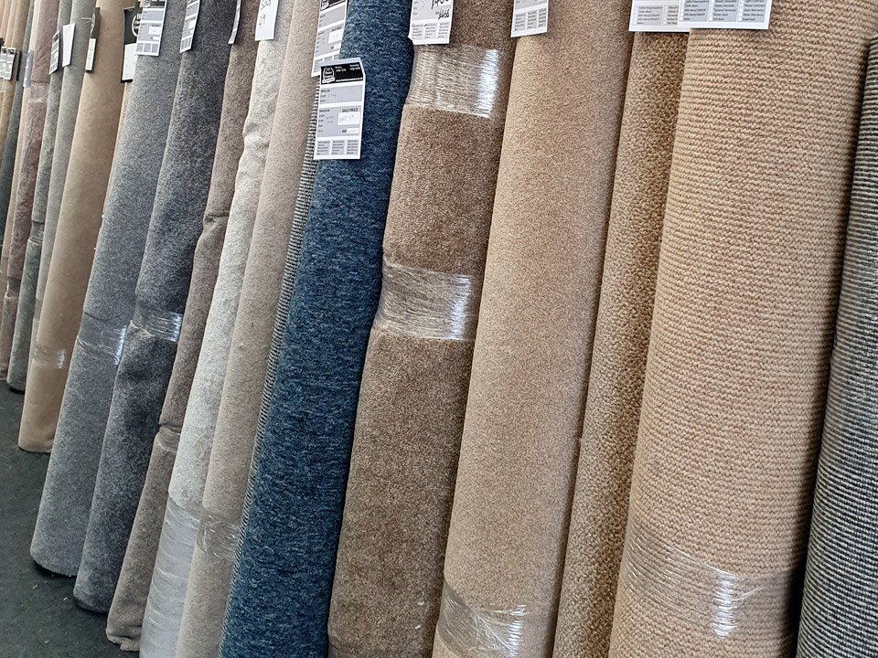 Carpet Showroom in Trowbridge Wiltshire